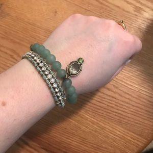 Anthropologie Boho bracelets